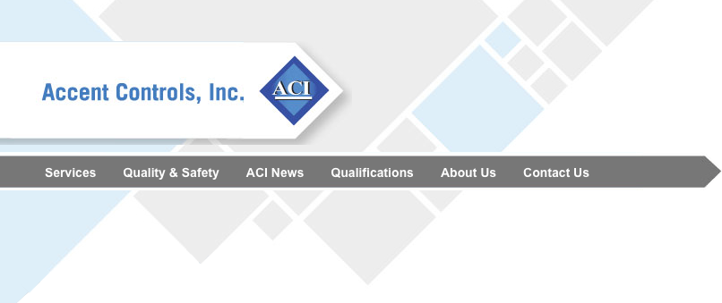 accent controls inc - Warehouse Specialist